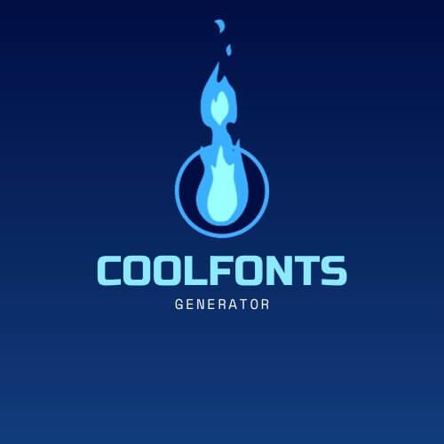 cool fonts generator